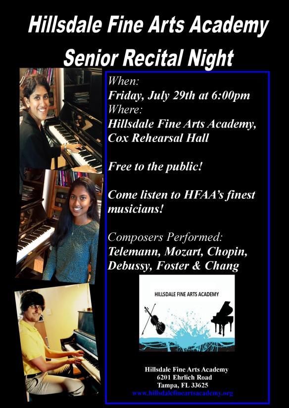 Senior Invite '16